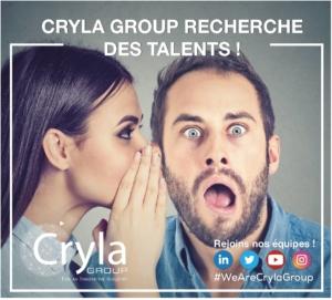 Cryla Group recrute sur l'ensemble des activités du Groupe