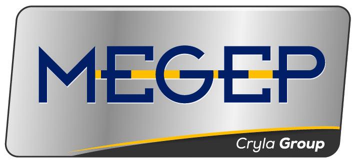 Logo Megep filiale Cryla Group