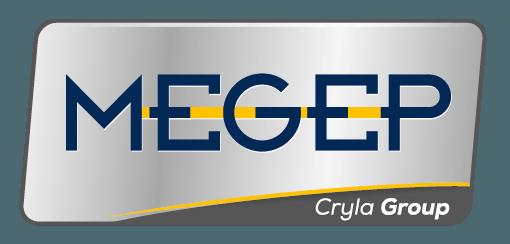 Logo Megep Filiale de Cryla Group à Besançon
